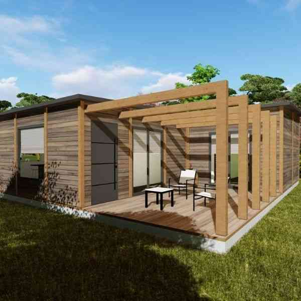 casa de madeira portugal discover casa 119