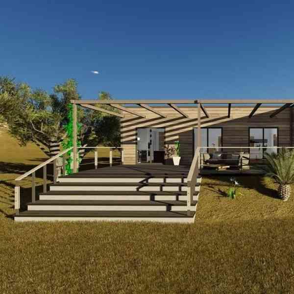 casa de madeira portugal discover casa 132