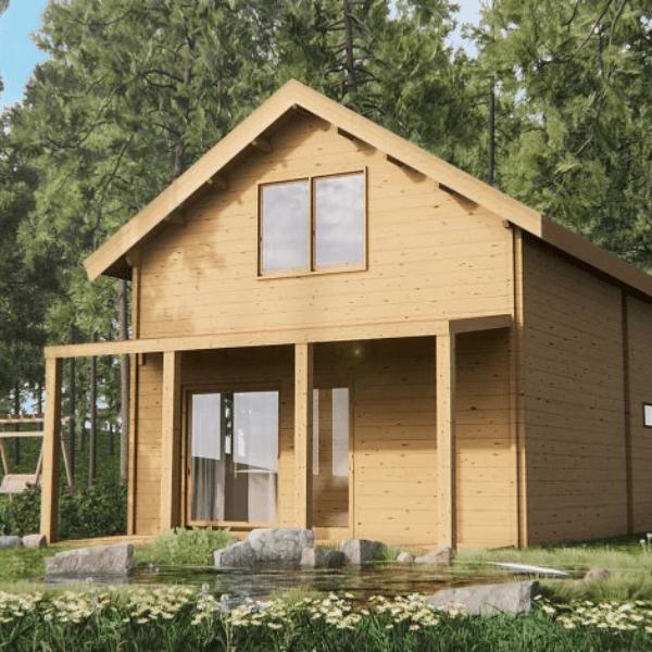 casa de madeira portugal maestro casas aldan