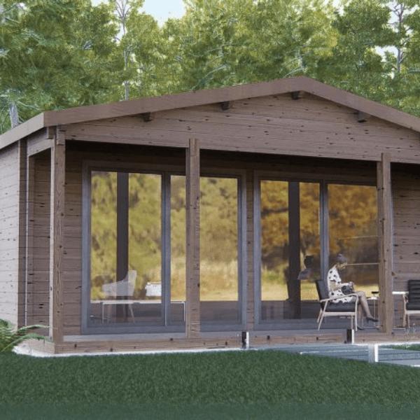 casa de madeira portugal maestro casas gila