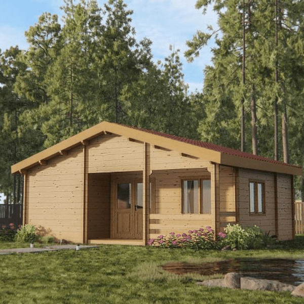 casa de madeira portugal maestro casas van xl