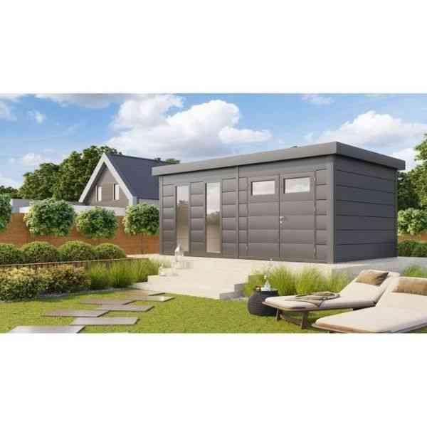 casa de madeira portugal novo habitat abrigo nh11