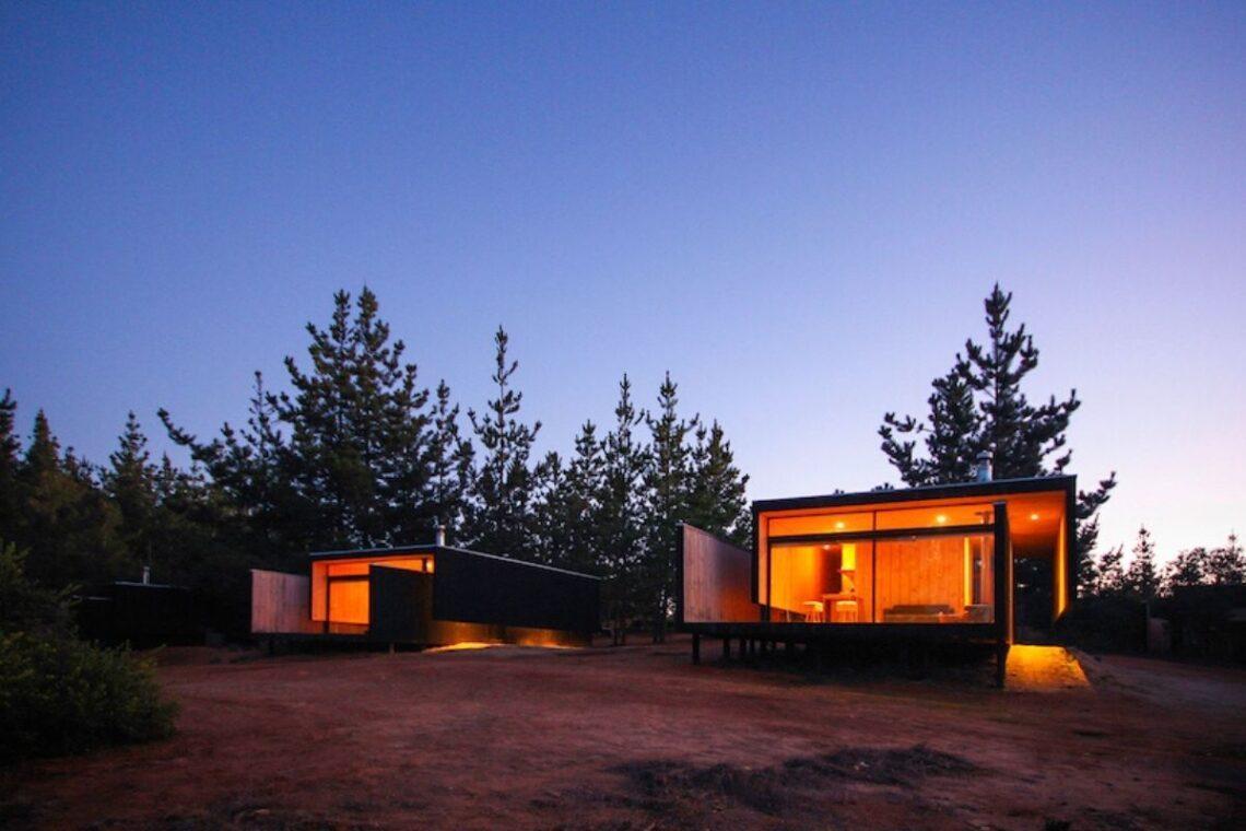 casa de madeira puertecillo foto 2