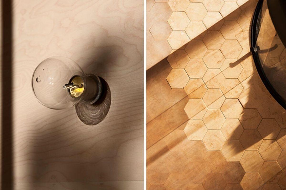 casa de madeira revestida em basalto atelier oslo foto 11