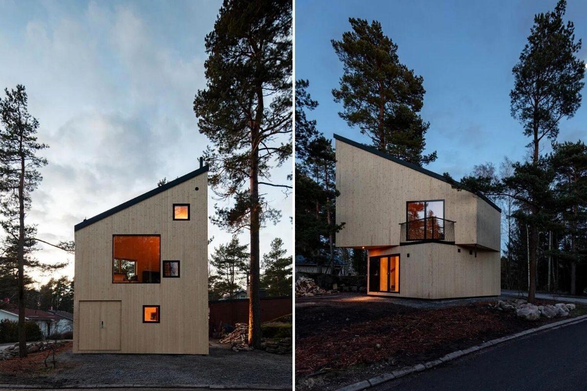 casa geométrica 12 ORTRAUM foto 10
