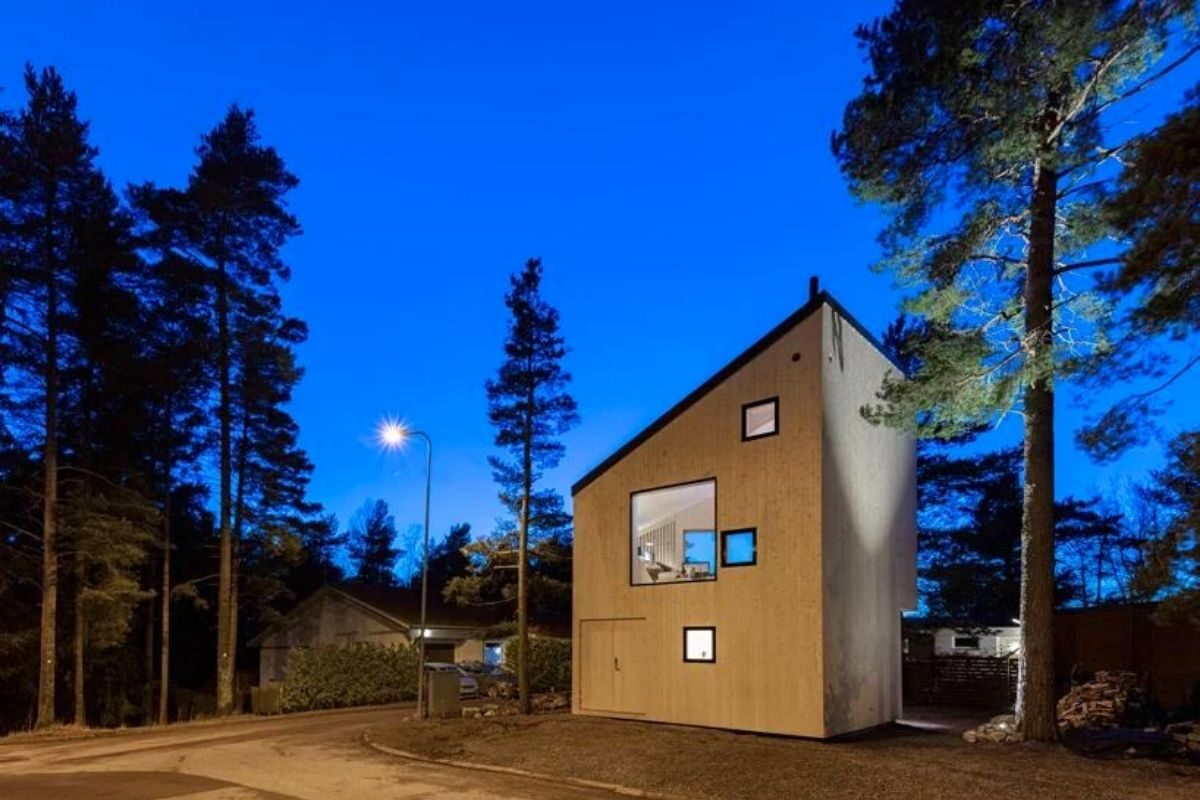 casa geométrica 12 ORTRAUM foto 6