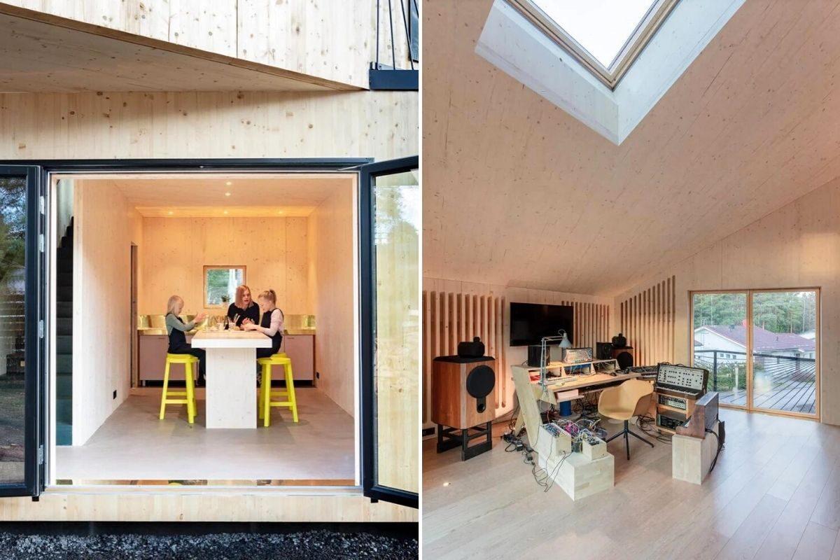 casa geométrica 12 ORTRAUM foto 8