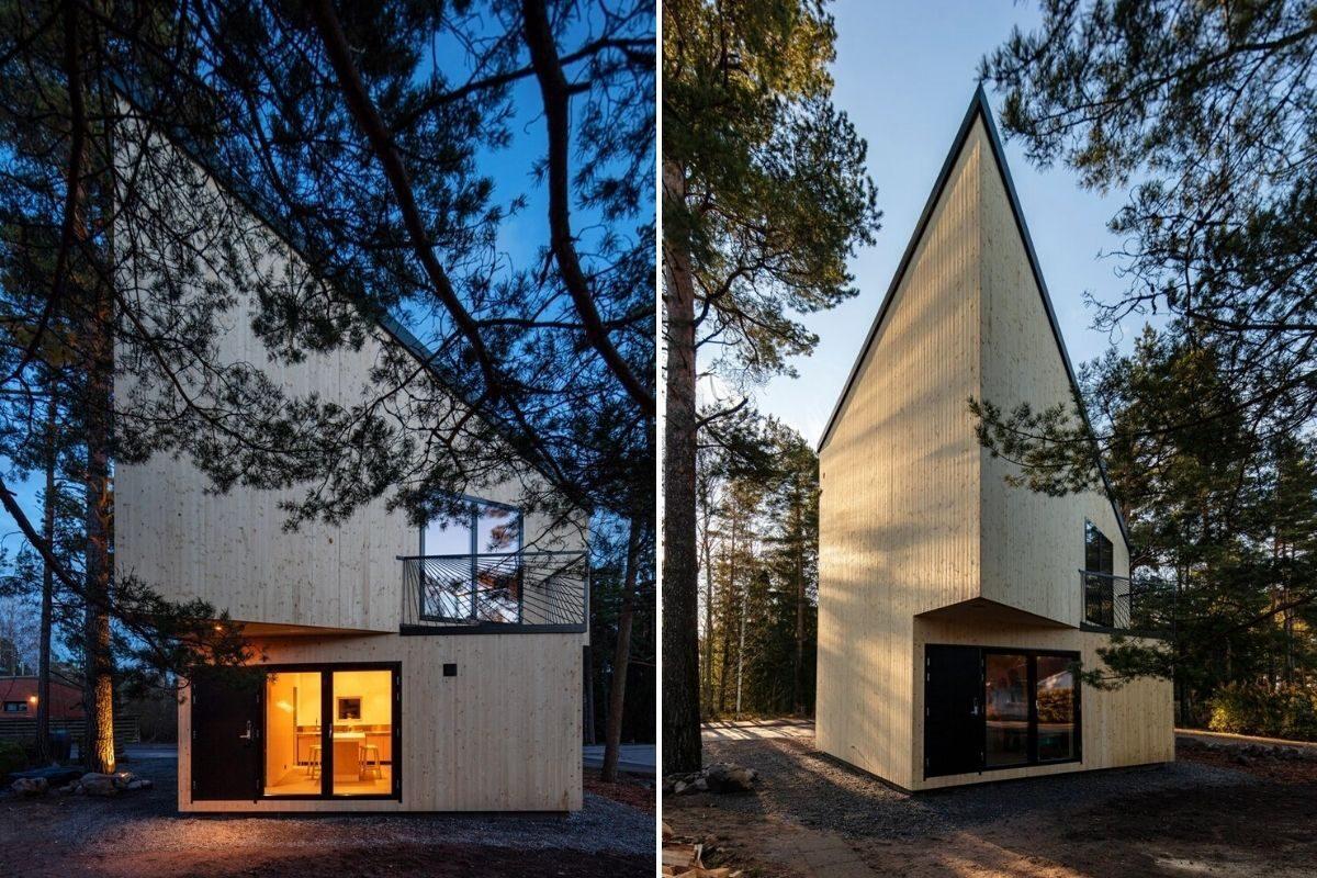 casa geométrica 12 ORTRAUM foto 9