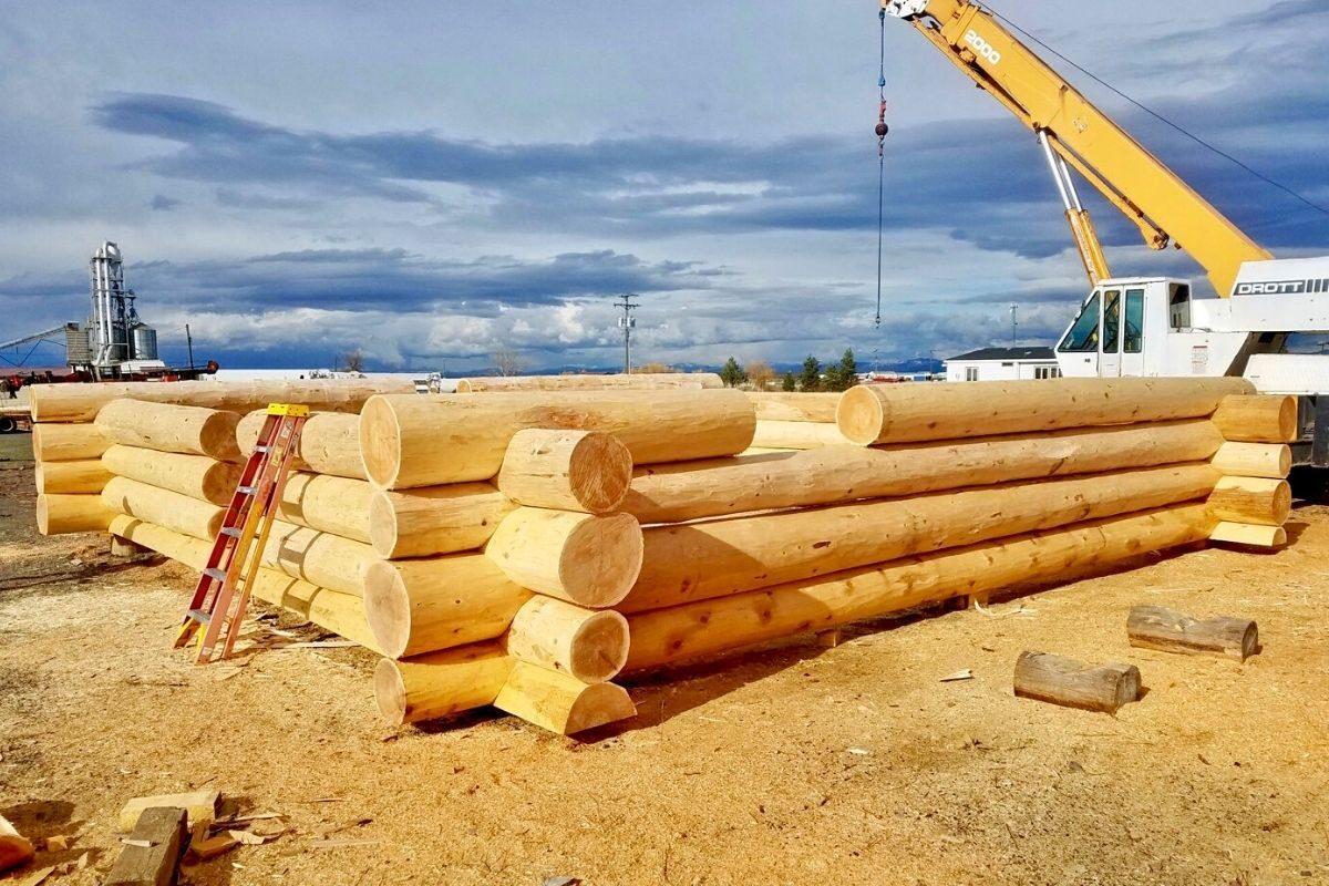 construtoras especializadas em casas de toras e troncos