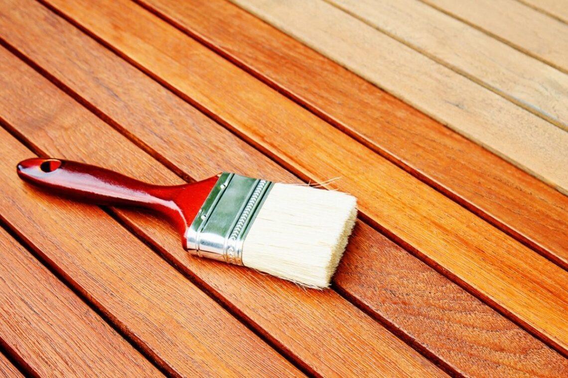 cores de verniz para madeira