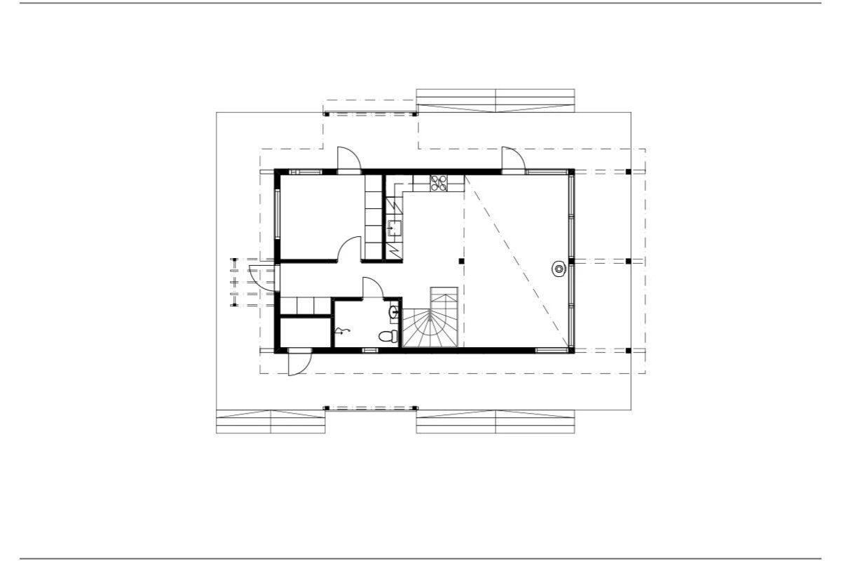 log house moderna pluspuu projeto 2