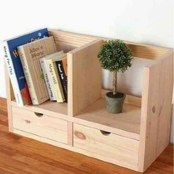 pinho mini-estante