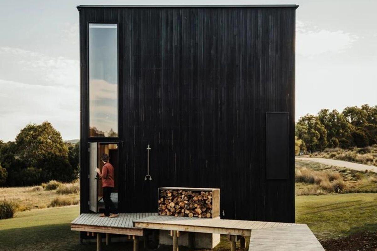 tiny house alto padrão taylor + hinds foto 2