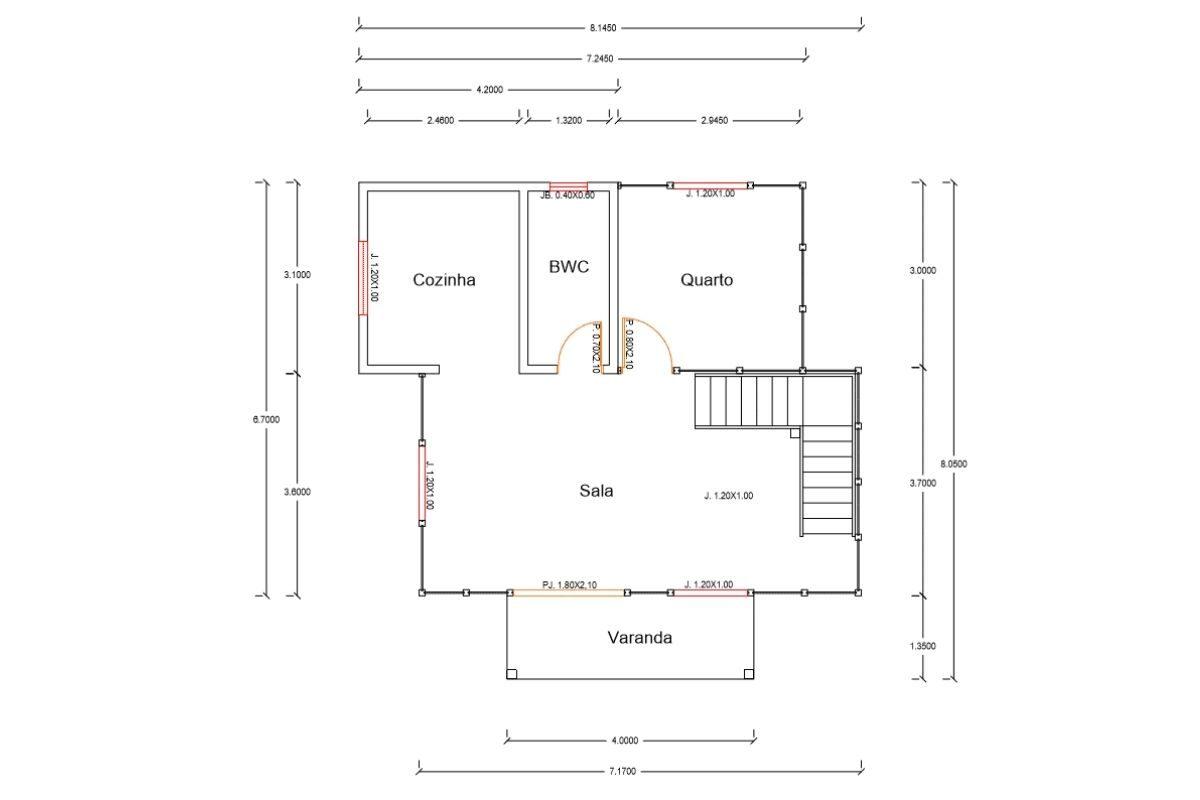 42 Modelo Camboriú de 106,84M² 1