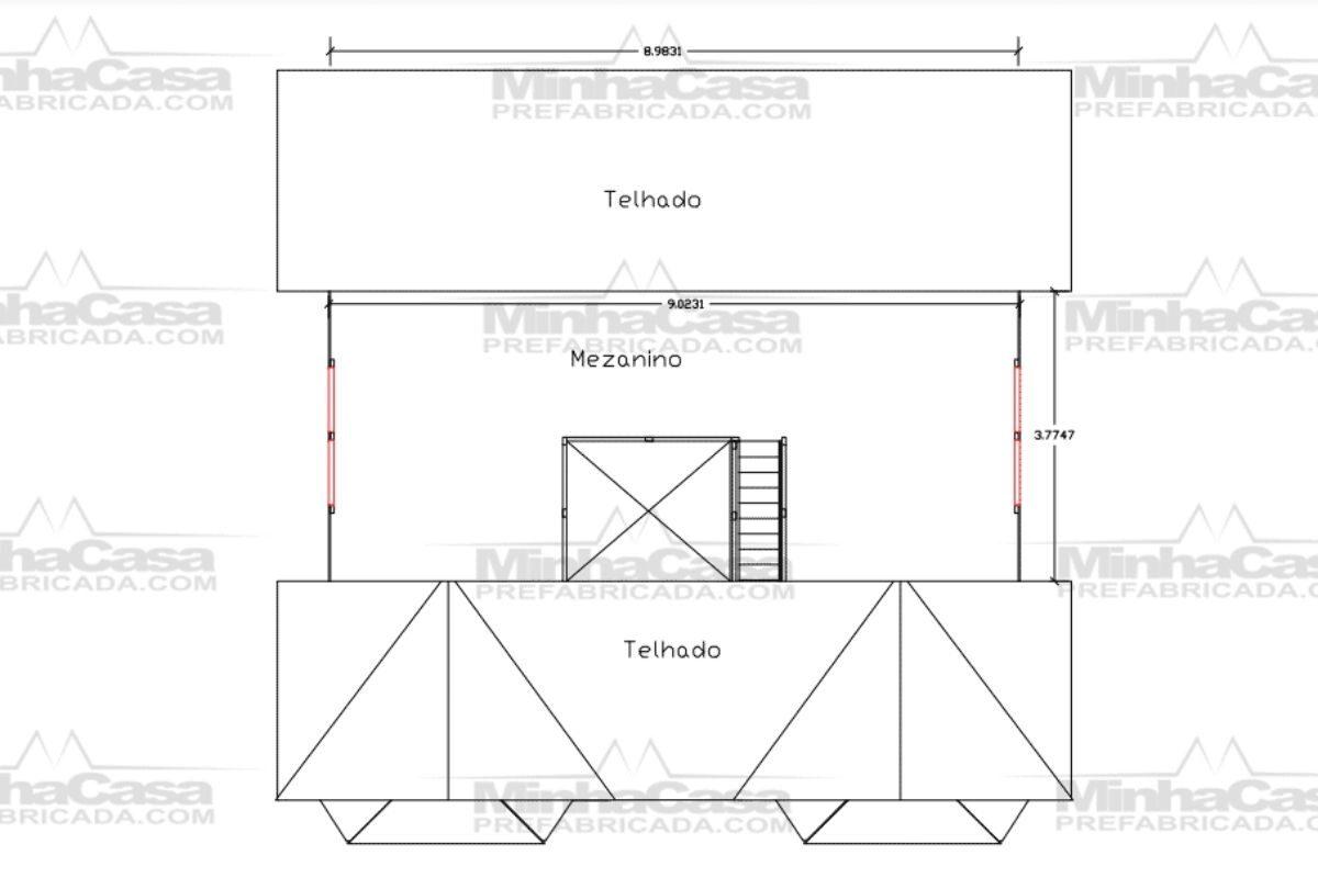 43 Modelo Tijucas II de 107,27M² 2