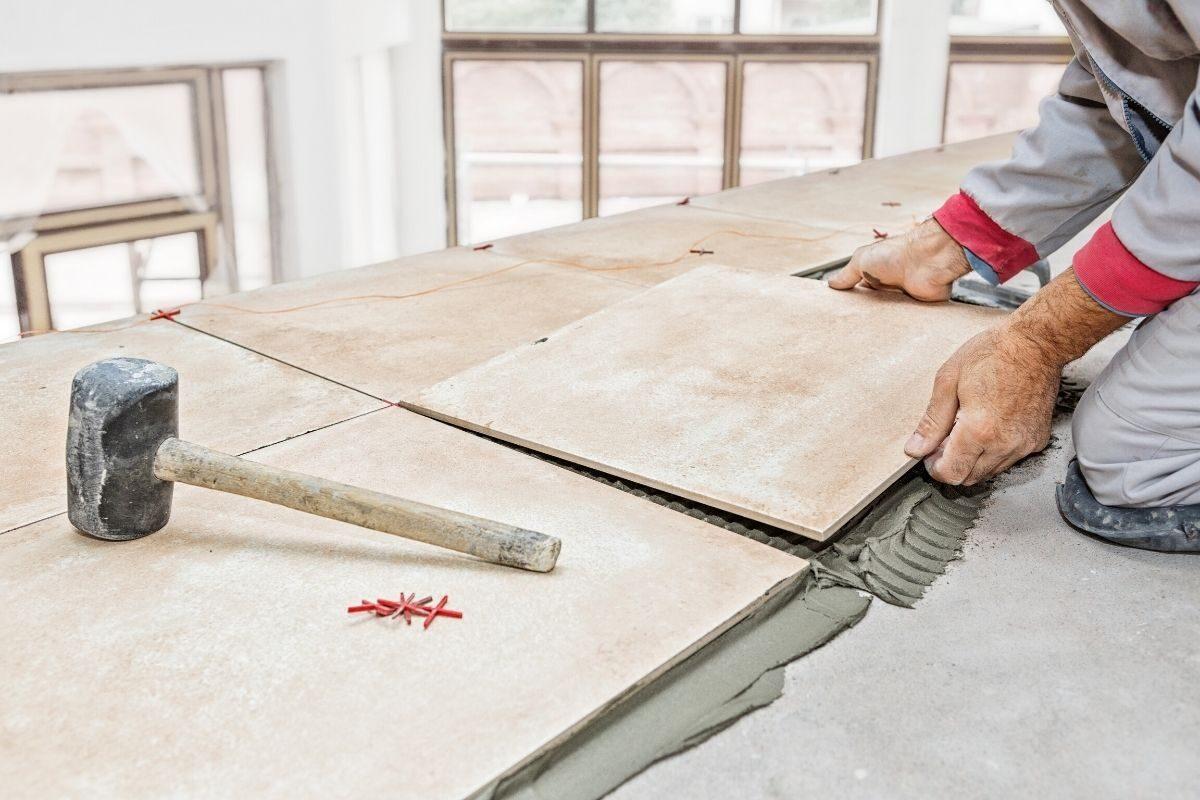 Instalação e mão de obra