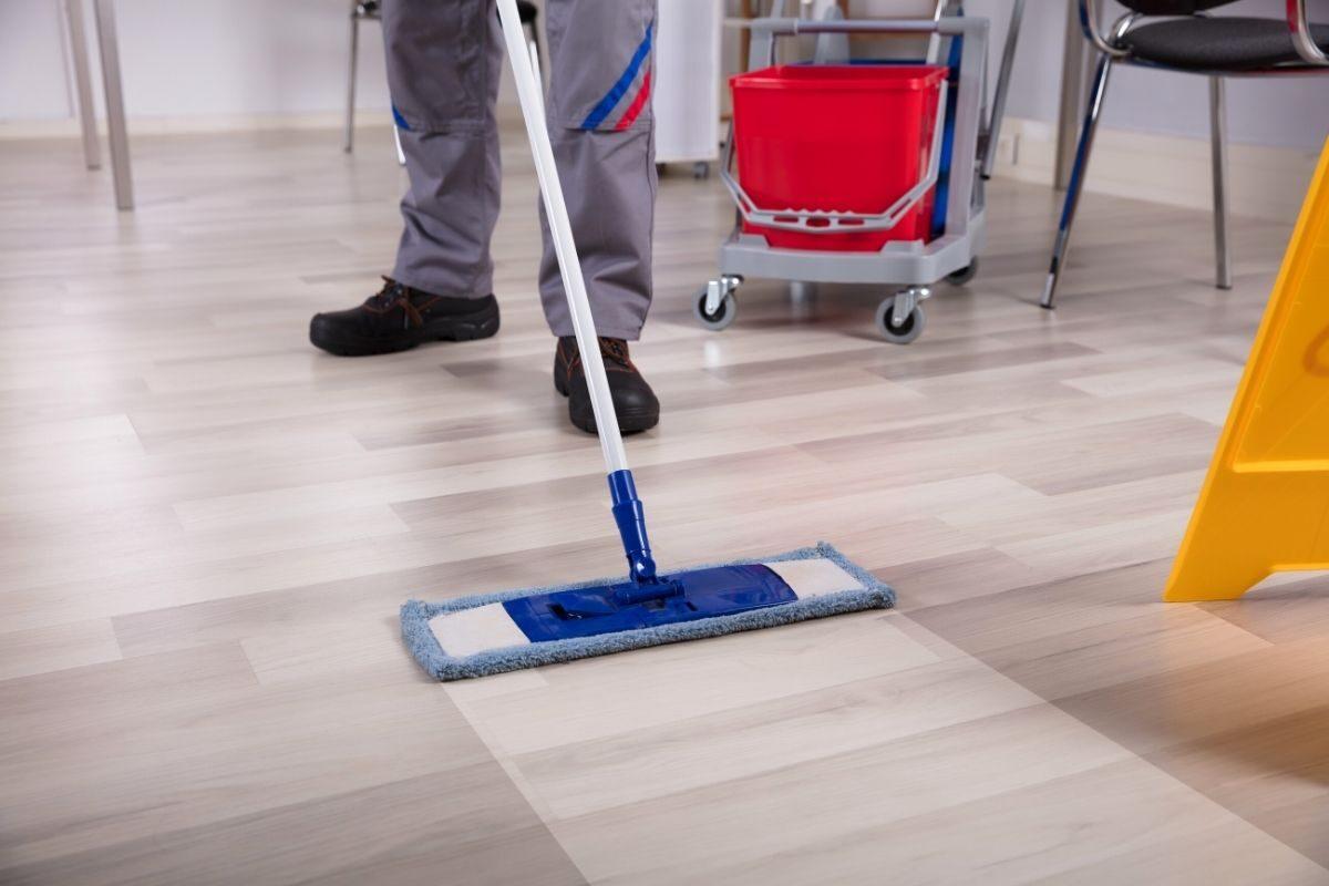Manutenção e limpeza
