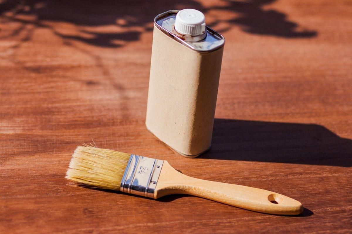 Tratamentos químicos para o deck de madeira