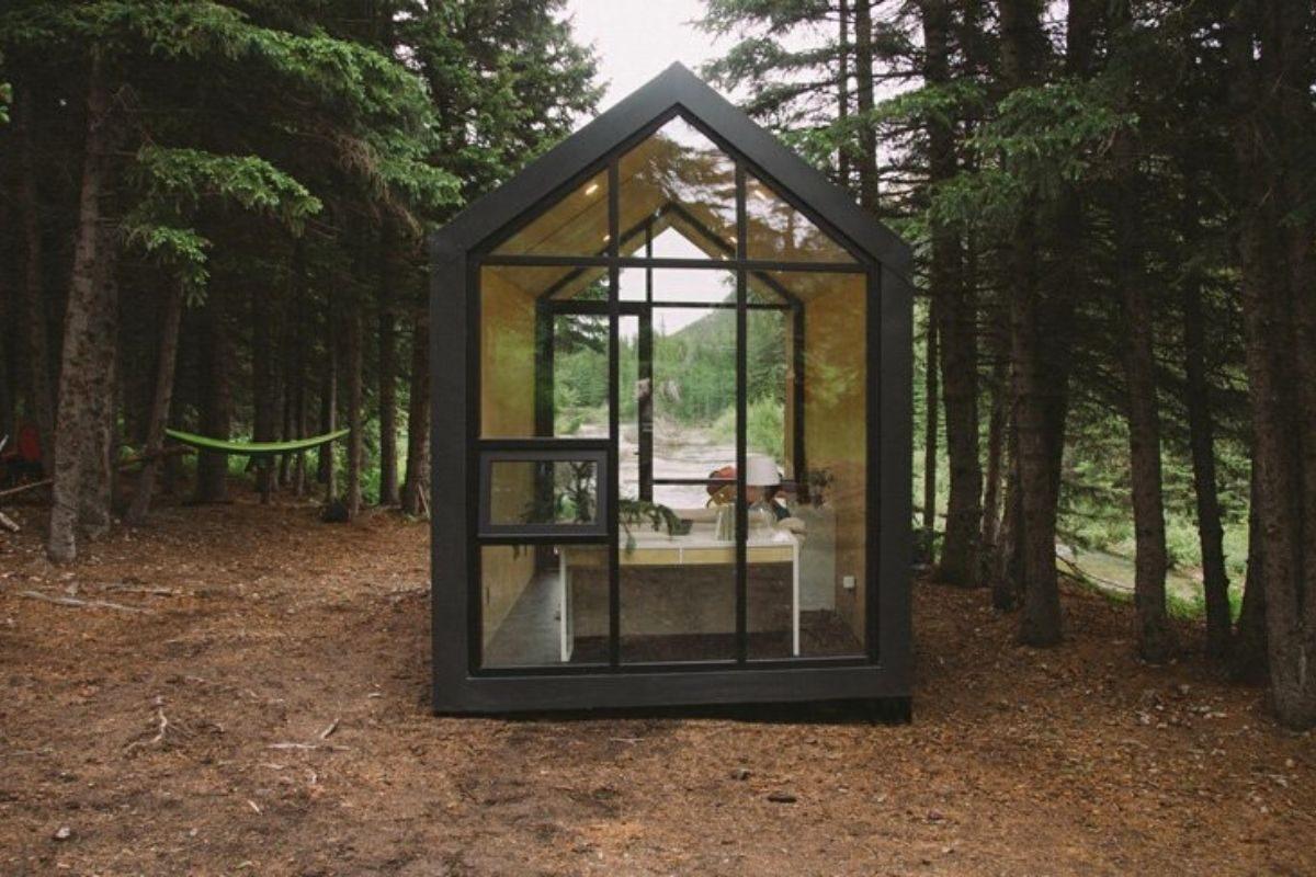 cabana de madeira 10m2 foto 3