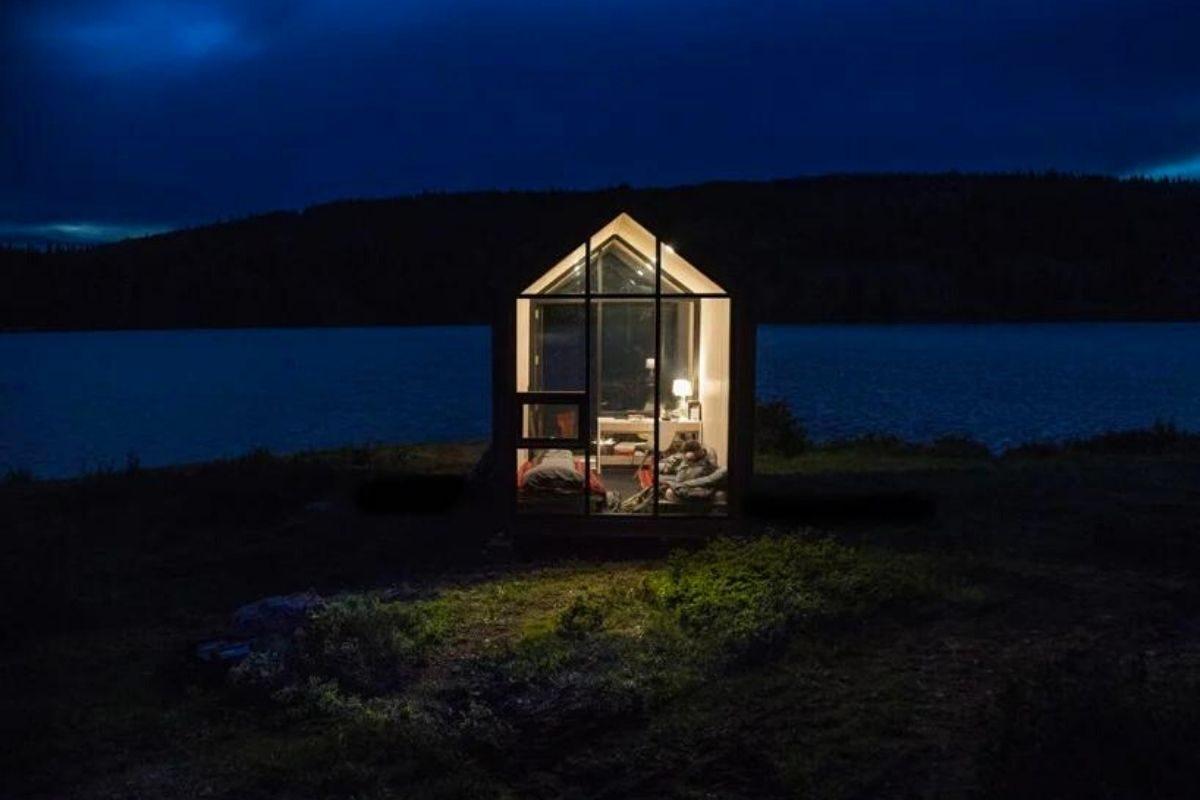 cabana de madeira 10m2 foto 6