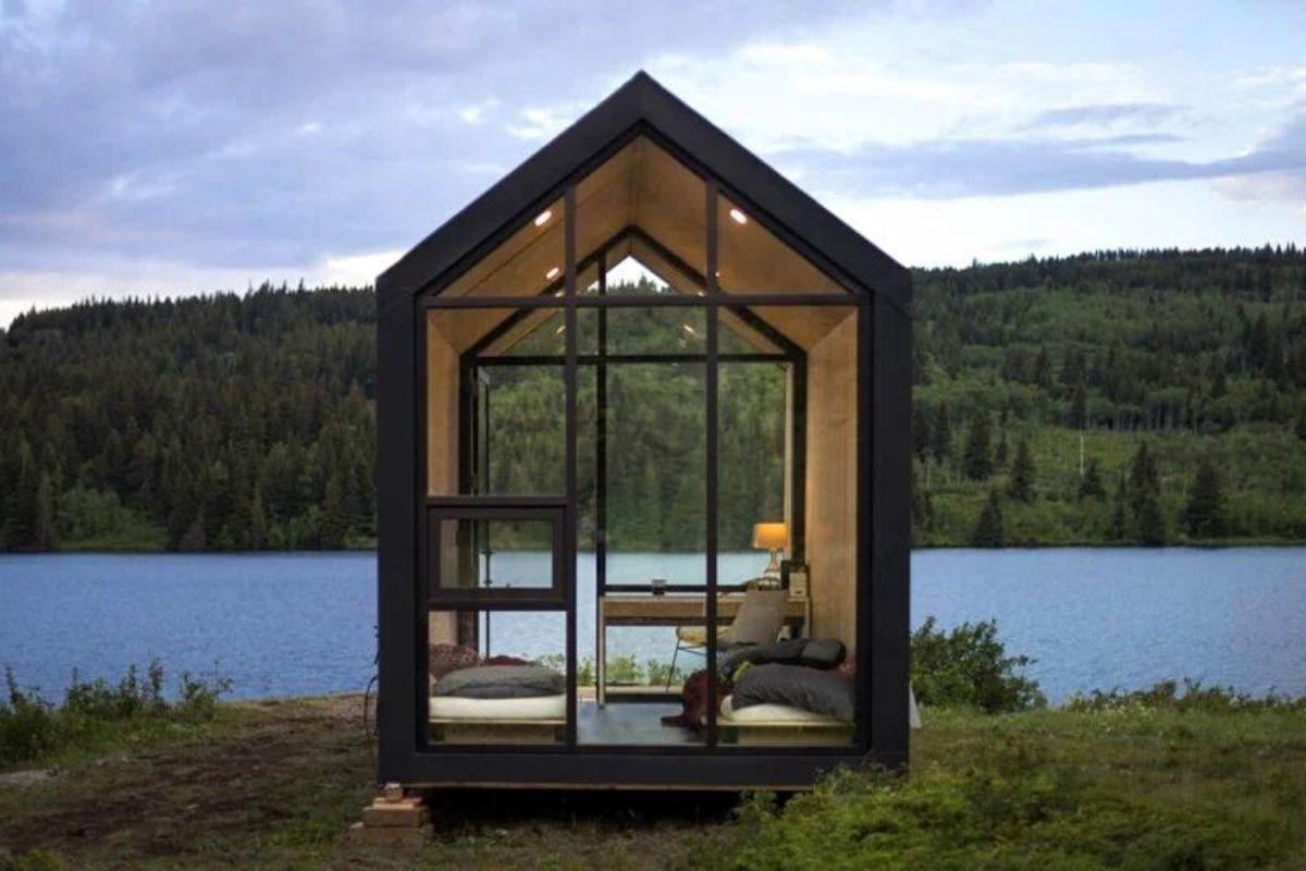 cabana de madeira 10m2 foto 7