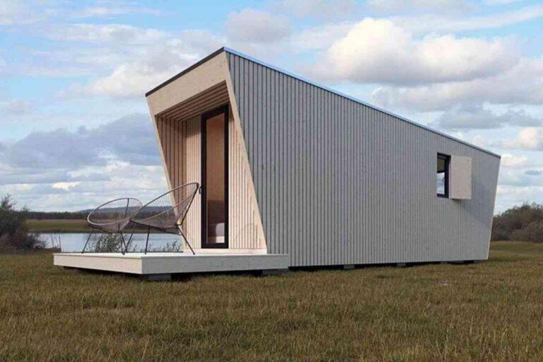 """Cabanas de madeira """"DROP BOX"""" para hotéis  aliam estilo e mobilidade"""