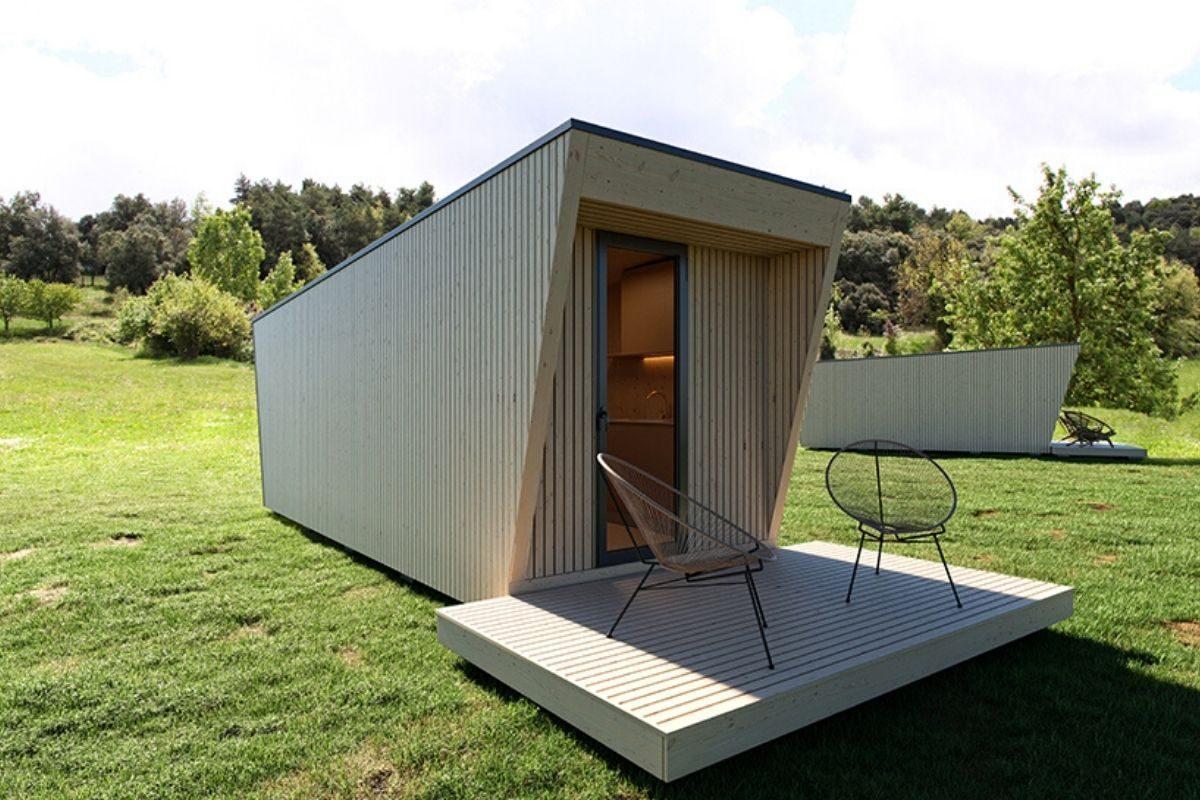 cabana modular hotel drop box foto 2