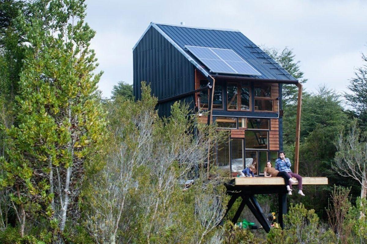 cabanas ecológicas off grid zerocabin foto 1