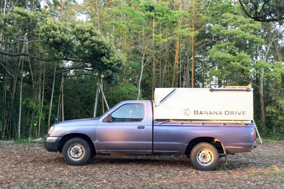 camper madeira banana drive foto 1