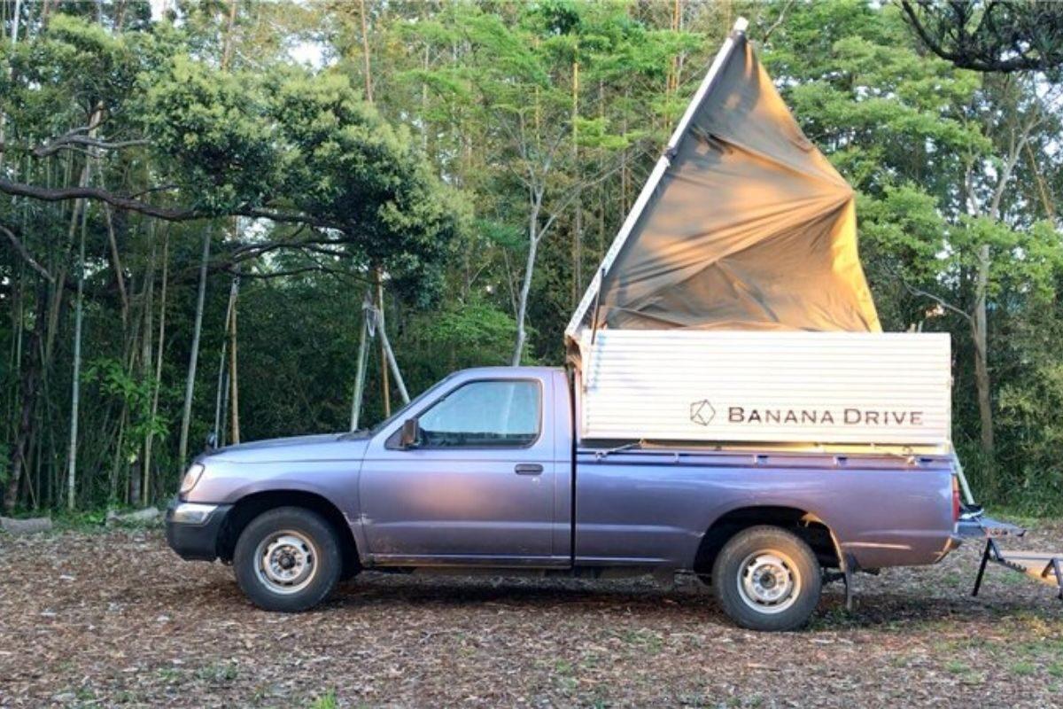 camper madeira banana drive foto 2