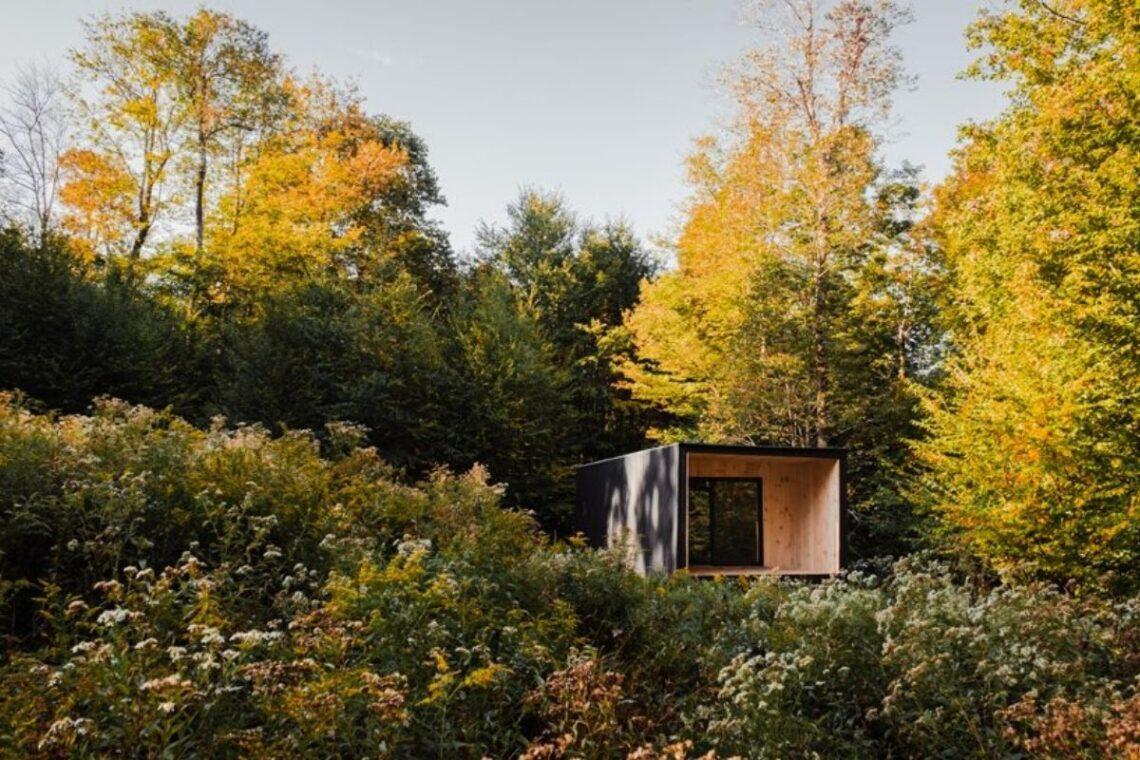 casa cubo de madeira mtd foto 10