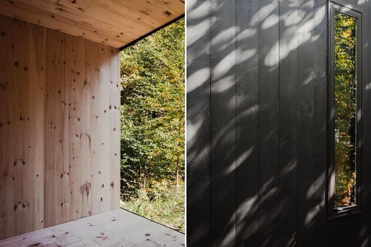 casa cubo de madeira mtd foto 12