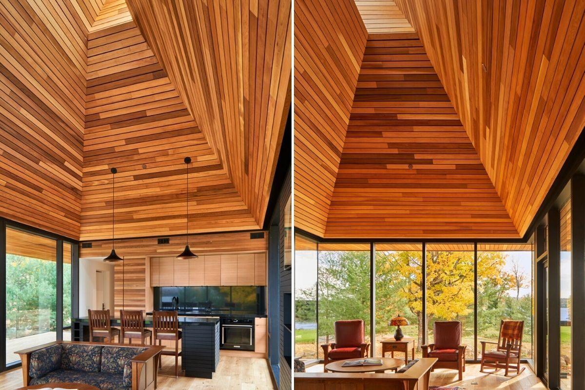 casas de madeira indígenas mls architects foto 16