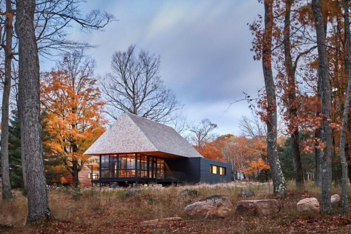 casas de madeira indígenas mls architects foto 7