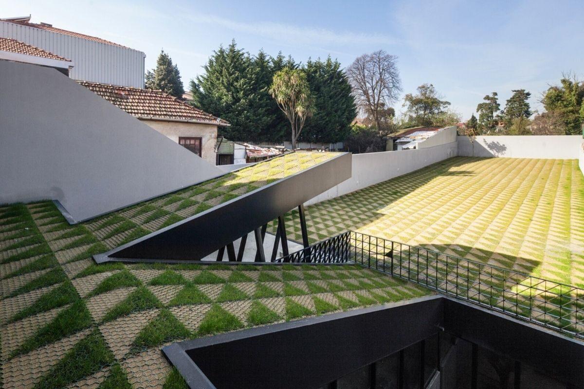 telhado verde dm2 housing project