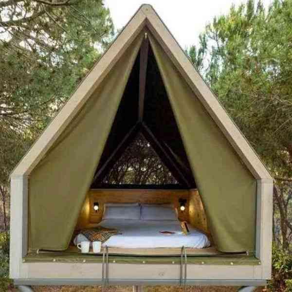 tenda teepee espanha