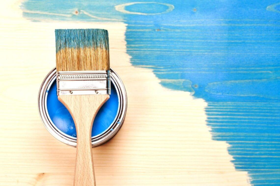 tinta para madeira
