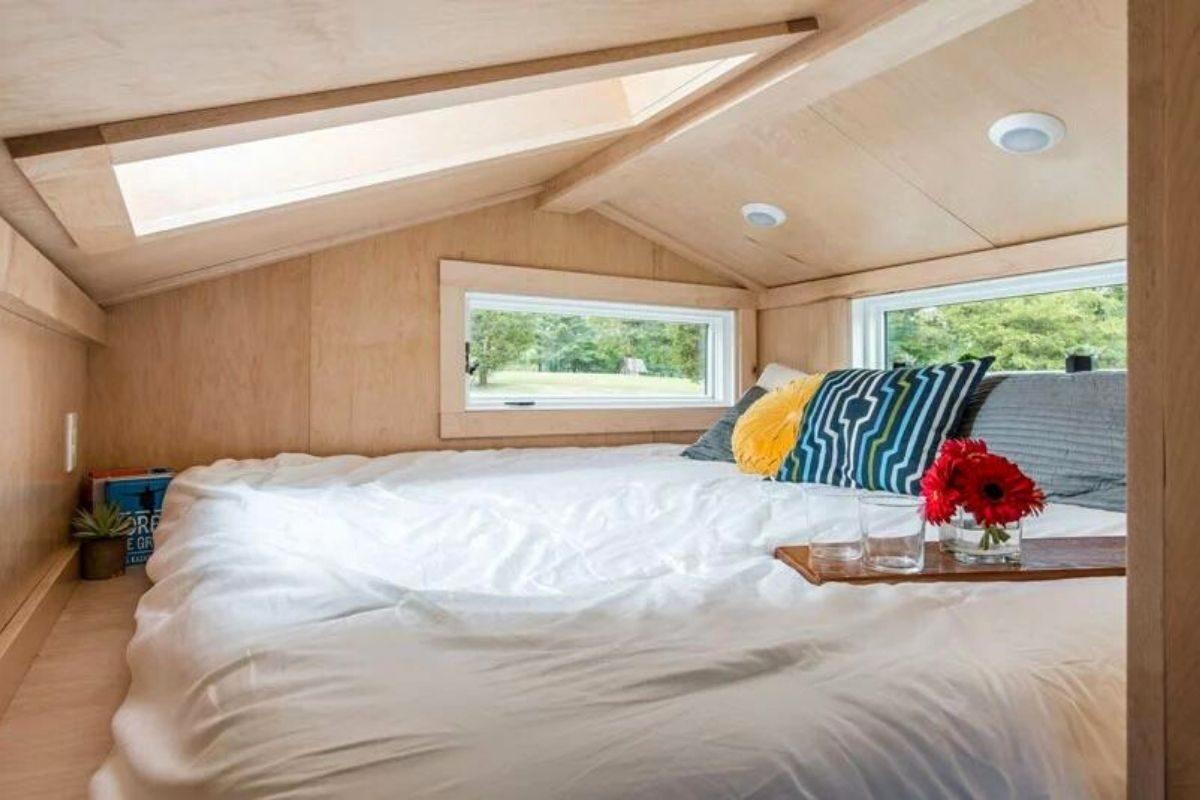 tiny house de madeira inspirada casas de campo foto 5