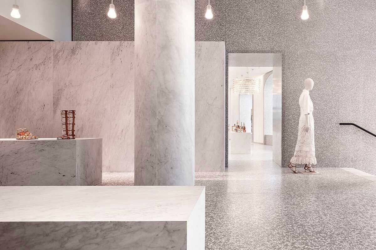 tipo de piso de granilite