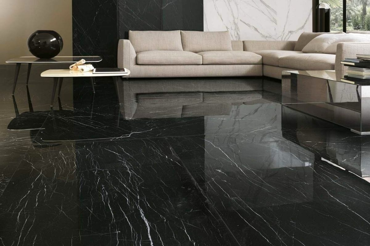 tipo de piso de granito