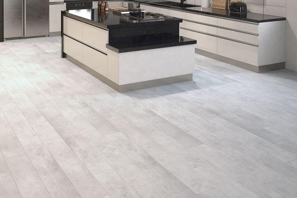 tipo de piso vinílico