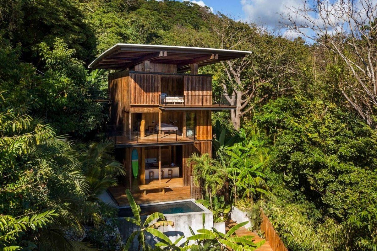 Costa Rica Treehouse, Costa Rica 1