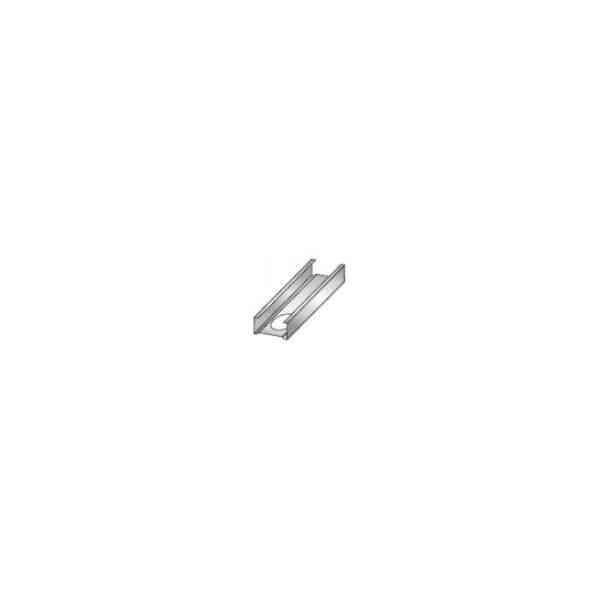 Montante (formato de _C_) drywall parede de gesso