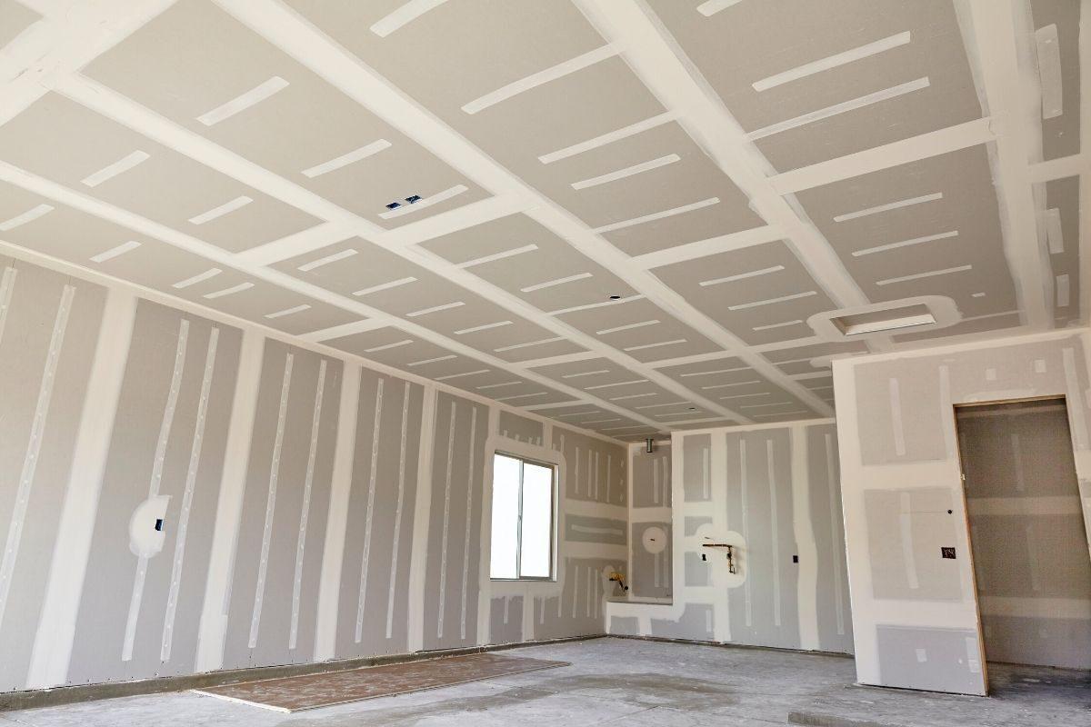 Principais vantagens das paredes de gesso_drywall