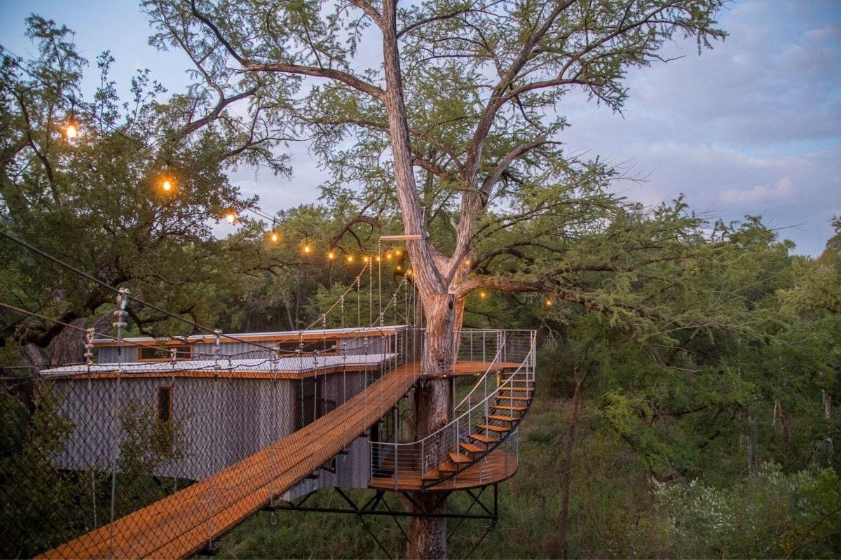 Yoki Treehouse, Estados Unidos 2