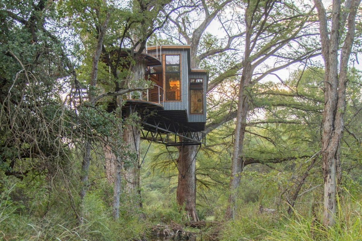 Yoki Treehouse, Estados Unidos 4