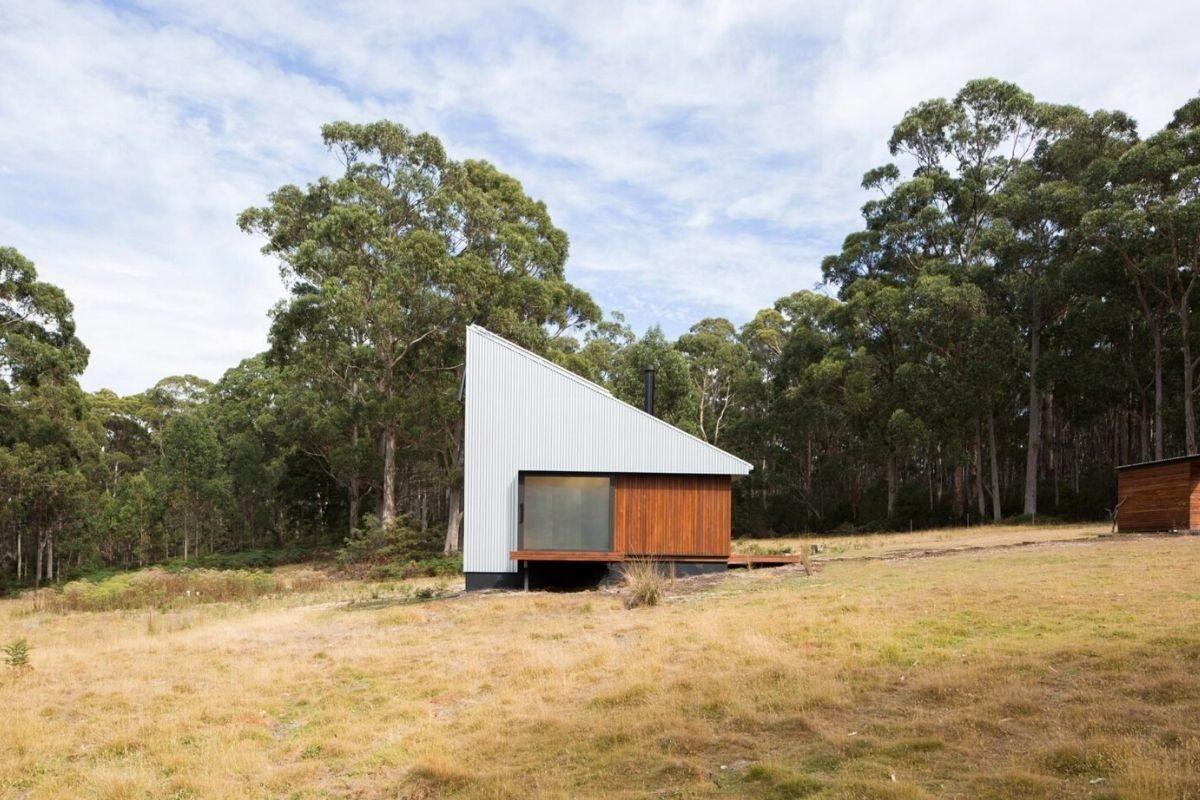 cabana minimalista foto 1