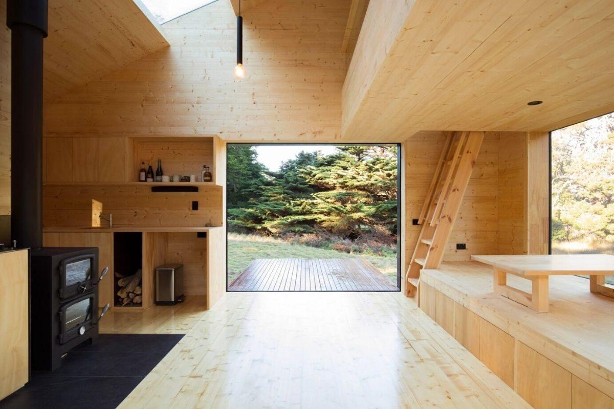 cabana minimalista foto 4