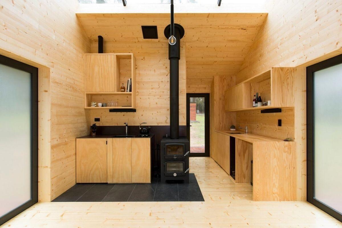cabana minimalista foto 5