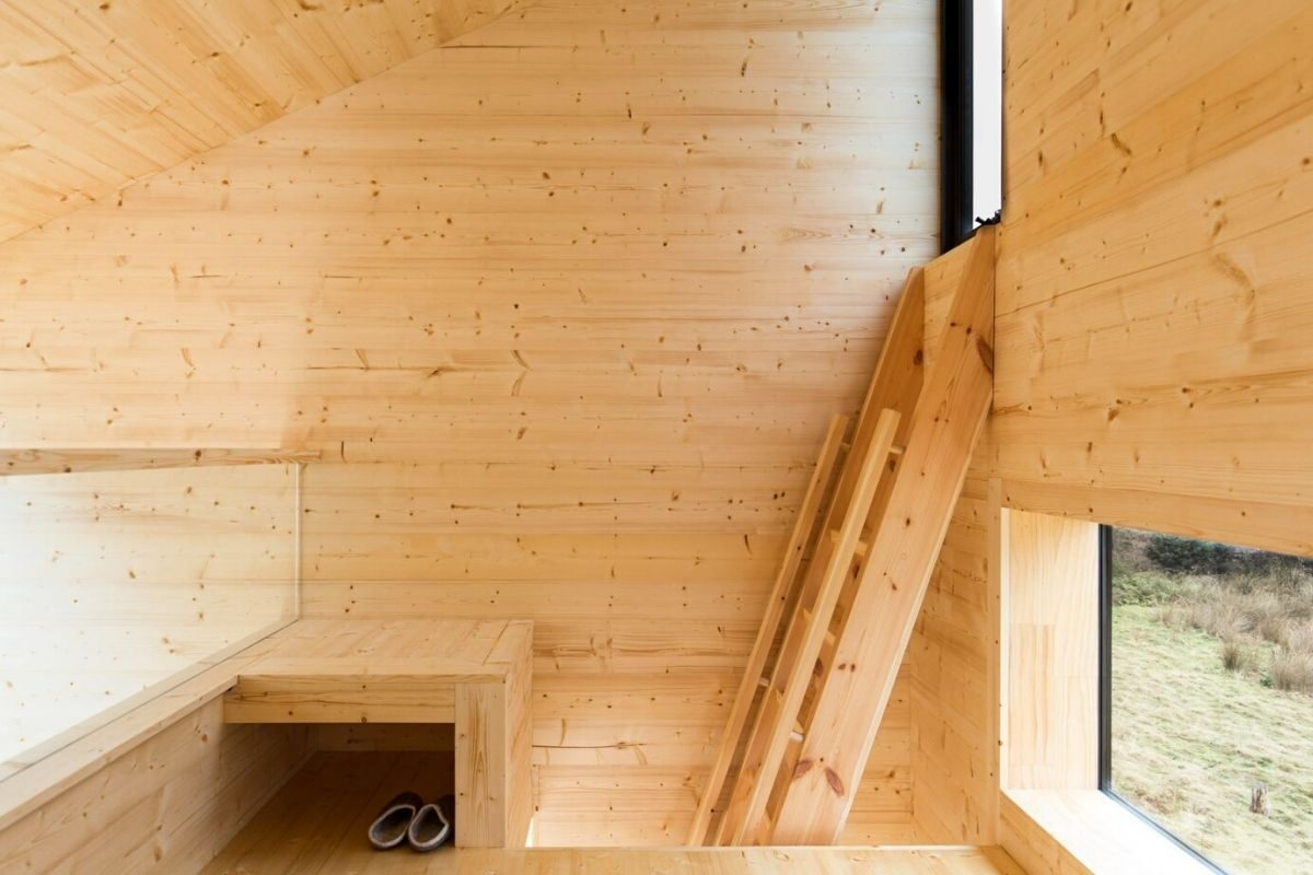 cabana minimalista foto 6